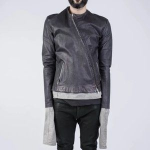 OBSCUR Lamb Leather Jacket